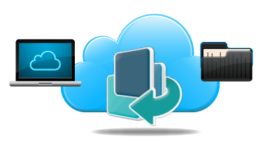 Make backup of stock recovery